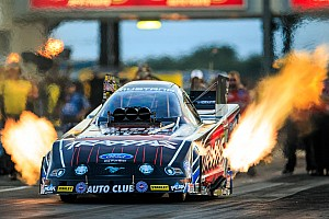 NHRA Race report Courtney Force makes it two in a row
