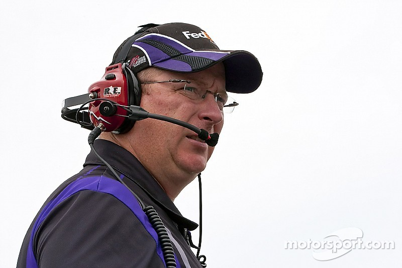 Mike Ford leaves BK Racing to become John Wes Townley's Nationwide crew chief