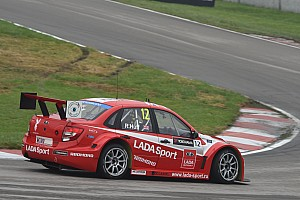 WTCC Race report Huff, LADA Sport take first win in WTCC