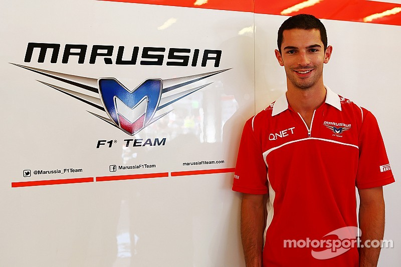Marussia selects Rossi as Bianchi's replacement at Sochi