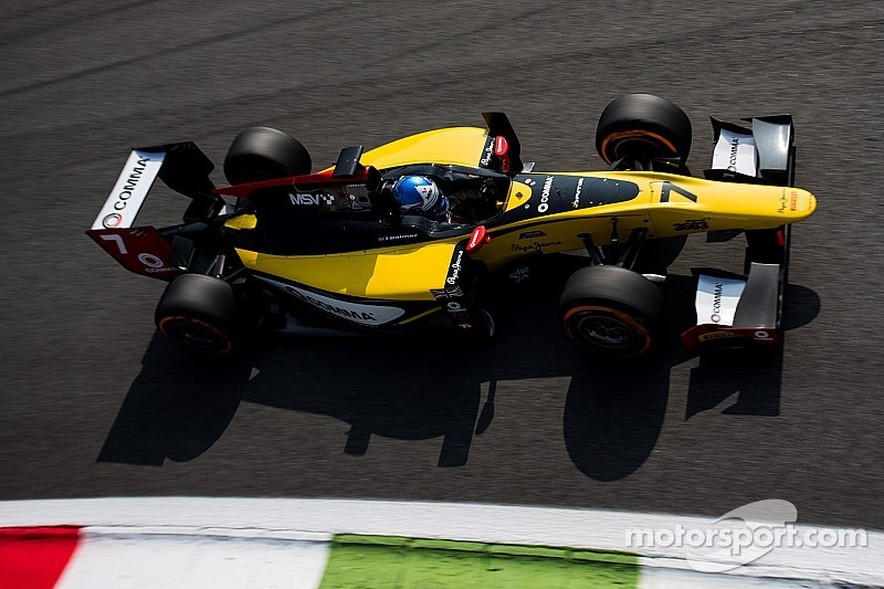Palmer leads the way at Sochi