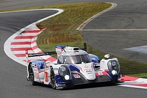 Toyota edges Porsche for Fuji pole