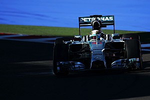 Formula 1 Qualifying report Russian GP qualifying results: Hamilton storms to pole