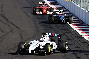 Bottas showed consistent pace to secure his fifth podium of the season at Sochi