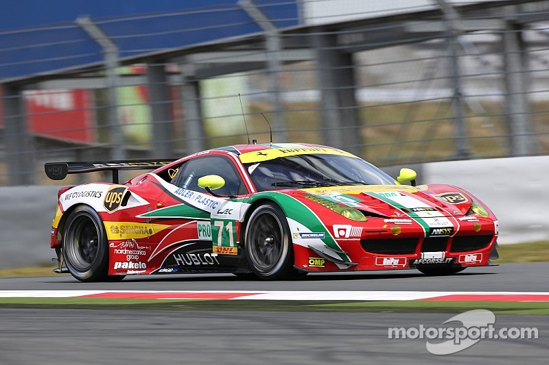 Second place for Davide Rigon at the 6 Hours of Fuji
