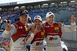 DTM Qualifying report Miguel Molina claims final pole position of the year at Hockenheim