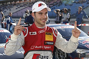 DTM Qualifying report Strong Audi showing in DTM finale