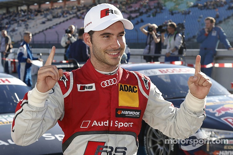 Strong Audi showing in DTM finale