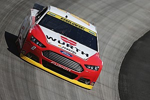 NASCAR Sprint Cup Breaking news Wurth steps up with Keselowski in banner year for Team Penske