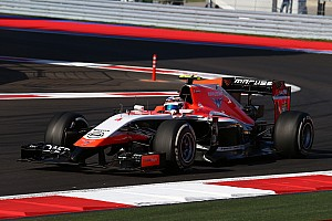 Formula 1 Breaking news Marussia also in danger of missing US GP - reports