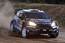 Hirvonen Eyes Spain podium