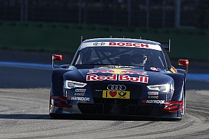 DTM Interview A word from Mattias Ekström