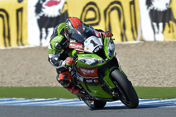 All set for the 2014 WSBK season finale in Qatar