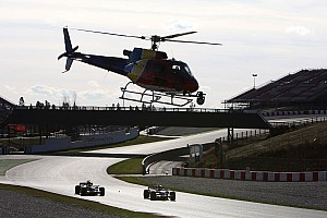 Formula 1 Analysis Video: Using helicopters to remove stricken F1 cars?