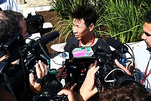 Kobayashi in Austin to keep F1 dream alive