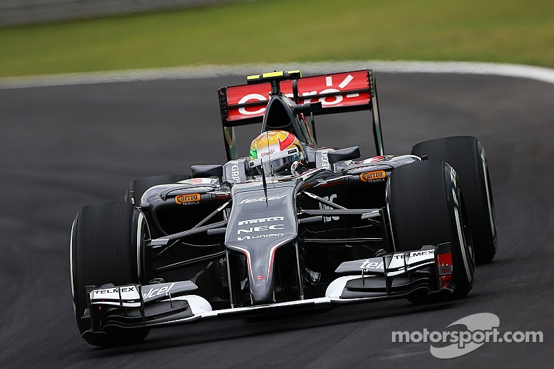 Both Sauber F1 Team drivers put in a good performance in qualifying for the Brazilian GP
