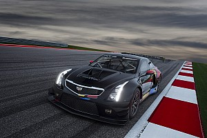 Cadillac reveals ATS-V.R. for 2015 Pirelli World Challenge