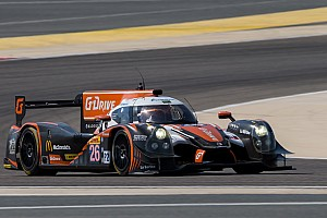 WEC Preview G-Drive hopes to clinch FIA LM P2 title in Brazil