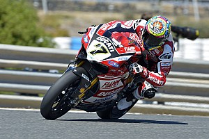 World Superbike Testing report Ducati concludes three-day test