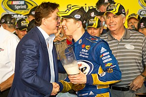 Is BZF Keselowski's new BFF?