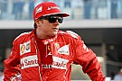 Raikkonen upbeat about 2015 – or as upbeat as Kimi gets