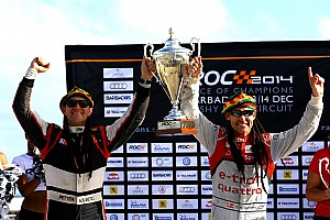 Kristensen and Solberg win RoC Nations Cup for Team Nordic