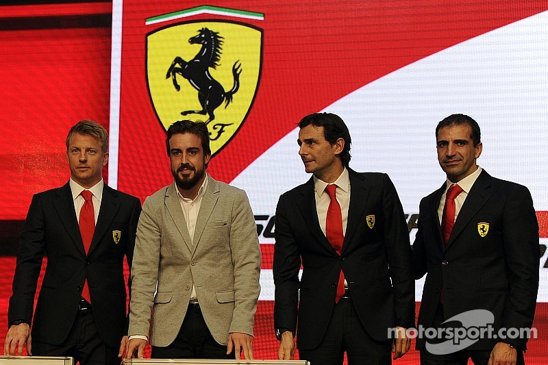 Ferrari renews hopes on traditional Christmas party
