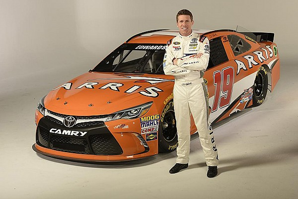 JGR is back in orange with new Carl Edwards scheme