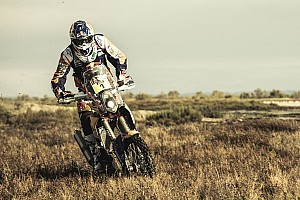 Dakar Preview Marc Coma in people sights