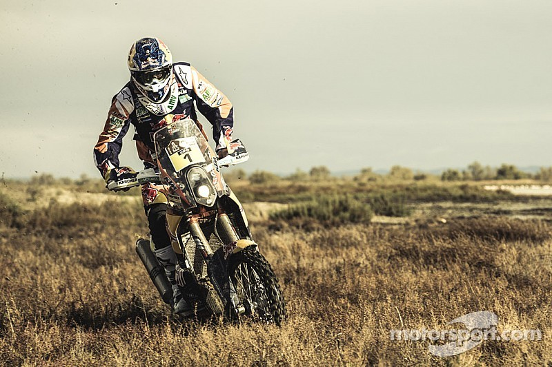 Marc Coma in people sights