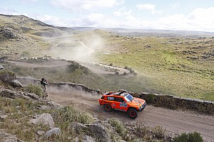Robby Gordon rebounds for Stage 3 at Dakar