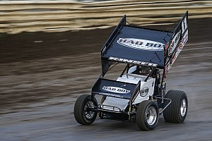 Sprint Race report Steve Kinser 'unretires' long enough to win Winter Heat feature