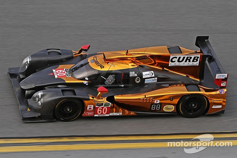 Michael Shank Racing with Curb/Agajanian continues strong start to 2015 in Roar testing