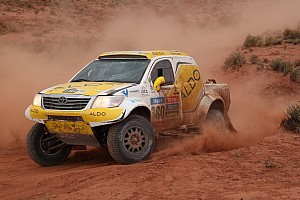 Dakar Stage report Surviving the Marathon Stage to continue on the road back to Buenos Aires