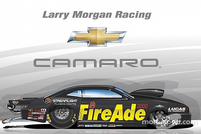 Larry Morgan switches to Chevrolet