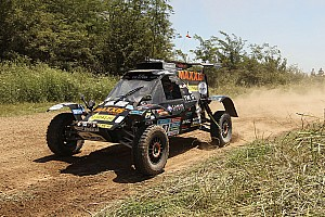 Dakar Stage report Tom Coronel: