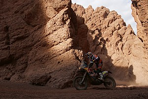 Dakar Breaking news Dakar leaders heading into the final day