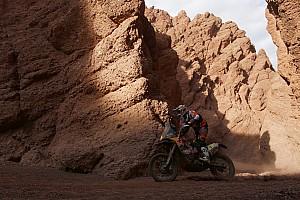 Dakar leaders heading into the final day