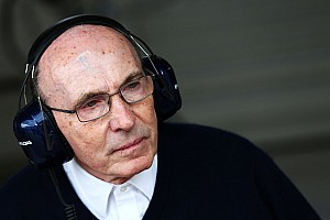 Sir Frank upbeat about Williams prospects