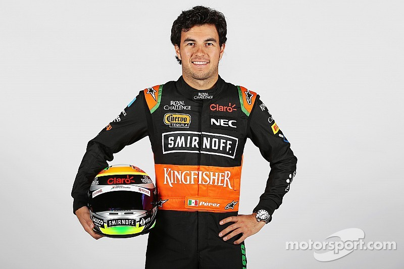 """Sergio Perez Q&A: """"My motivation is extremely high"""""""