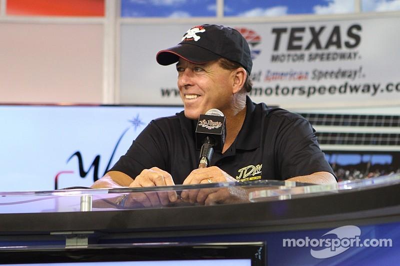 No small task: Ron Hornaday Jr., hopes to make the Daytona 500