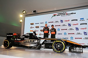 Force India defends 2015 car delay