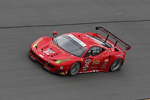 IMSA Race report Disappointing ending for Risi Competizione at Daytona