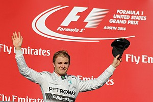 Rosberg predicts more Mercedes dominance