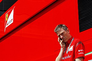Formula 1 Breaking news New Ferrari 'better looking' than 2014 car - Allison