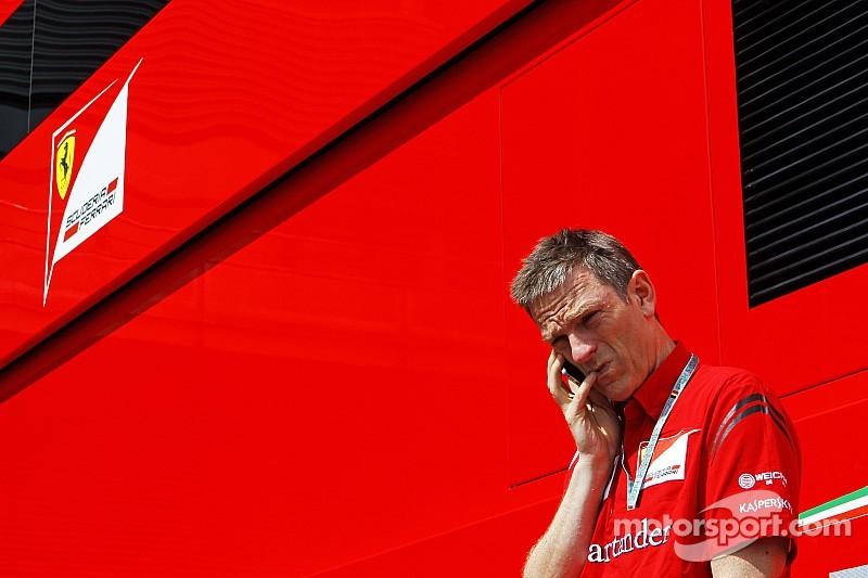 New Ferrari 'better looking' than 2014 car - Allison