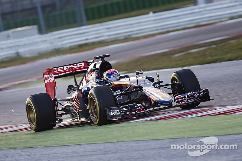 Toro Rosso chief targets top-five finish in constructors' points