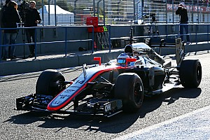 Formula 1 Breaking news Alonso makes slow start to life with McLaren-Honda