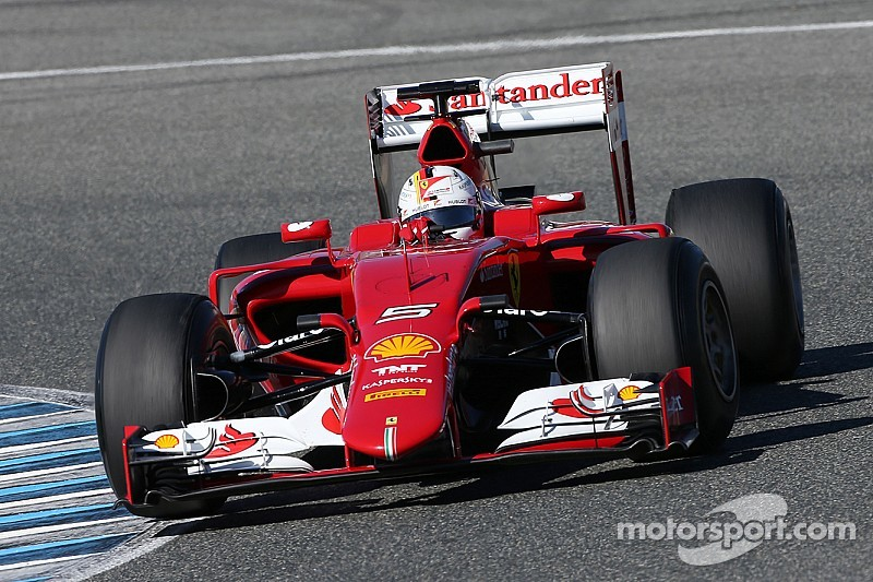 Jerez Day 2 testing notebook: Vettel signs off with fastest time again