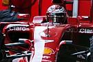 The feel-good factor has returned at Ferrari, says Raikkonen